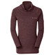 VAUDE Altiplano LS T-Shirt Women berry